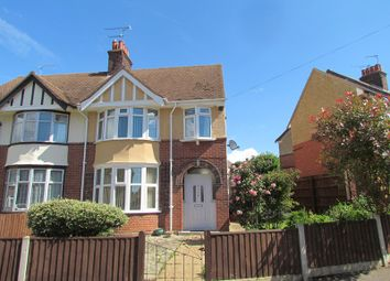 Thumbnail 3 bed semi-detached house to rent in Portland Crescent, Dovercourt, Harwich