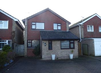 Thumbnail 4 bed detached house to rent in Scarletts Close, Uckfield