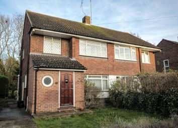 Thumbnail 3 bed semi-detached house for sale in Rochester Avenue, Reading
