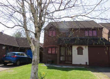 Thumbnail 4 bed detached house to rent in Drummond Way, Macclesfield