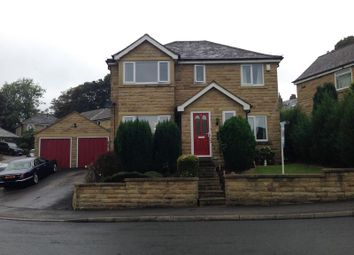 Thumbnail 4 bedroom detached house for sale in Ponyfield Close, Birkby, Huddersfield