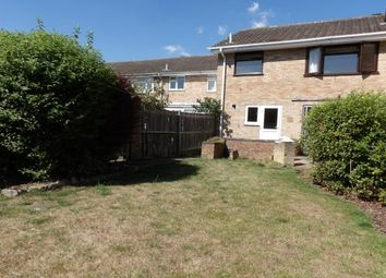 Thumbnail 3 bed terraced house to rent in Netley Close, Maidstone