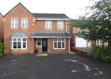 Thumbnail 4 bedroom detached house for sale in Westfield Grove, Derby