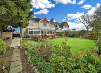 Thumbnail 4 bed semi-detached house for sale in Sutton Road, Sutton, Cowbridge
