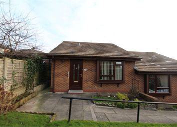 Thumbnail 2 bed semi-detached bungalow for sale in Halvard Court, Walmersley, Bury, Lancashire