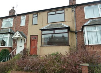 Thumbnail 3 bed terraced house to rent in Aston Terrace, Bramley, Leeds