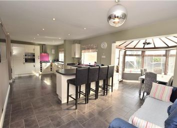 Thumbnail 4 bed semi-detached house for sale in Harefield Close, Hanham