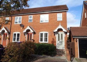 Thumbnail 2 bed terraced house to rent in Knott Close, Stevenage