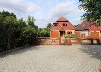 Thumbnail 4 bed detached house for sale in Gravesend Road, Higham, Rochester