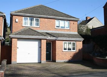 Thumbnail 4 bed detached house for sale in Stamford Street, Glenfield, Leicester