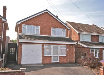 Thumbnail 3 bedroom detached house for sale in St. Chads Close, Wellington, Telford