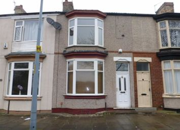 Thumbnail 2 bed terraced house for sale in Alphonsus Street, Middlesbrough