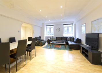 Thumbnail 4 bed flat for sale in Lancaster Gate, London