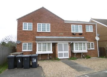 Thumbnail 2 bed flat to rent in Anoop Court, Biggleswade