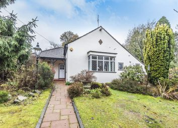 Thumbnail 4 bed detached bungalow for sale in Windlesham, Surrey
