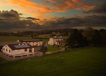 Thumbnail 14 bed equestrian property for sale in Morning Field Estate, Thorpe Audlin, Pontefract