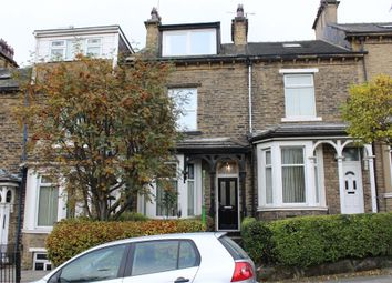 Thumbnail 4 bedroom terraced house for sale in Aireville Road, Bradford, West Yorkshire