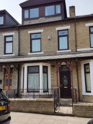 Thumbnail 4 bedroom terraced house for sale in Grantham Terrace, Bradford