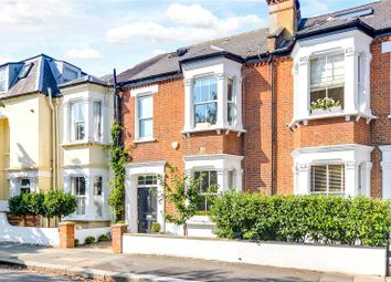 Thumbnail 3 bed terraced house to rent in Beaumont Road, Chiswick, London