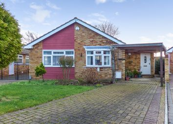 Thumbnail 2 bed detached bungalow for sale in Lee Road, Yaxley, Peterborough