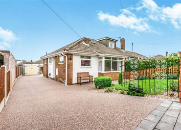 Thumbnail 3 bed semi-detached bungalow for sale in Park Road, Clayton West, Huddersfield