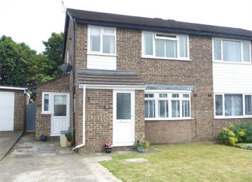 Thumbnail 3 bed semi-detached house for sale in Mill Lane, Caldicot, Monmouthshire