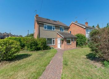 Thumbnail 5 bed detached house for sale in Chaseside Avenue, Twyford, Reading