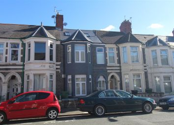 Thumbnail 2 bed property to rent in Tewkesbury Street, Roath, Cardiff