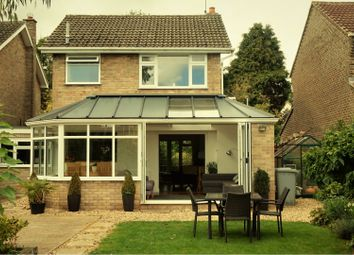 Thumbnail 4 bed detached house for sale in Markwick Close, Beacon Heights, Newark