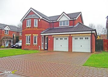 Thumbnail 4 bed detached house to rent in Maple Grove, Hessle, Hull, East Yorkshire