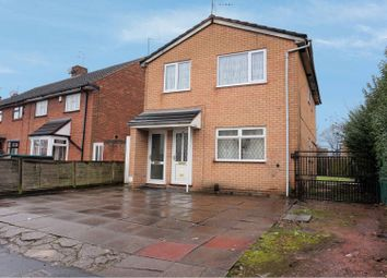Thumbnail 2 bed flat for sale in Coronation Road, Wolverhampton