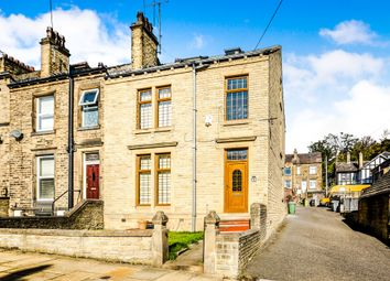Thumbnail 5 bed end terrace house for sale in Macaulay Road, Birkby, Huddersfield
