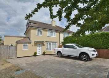Thumbnail 5 bed semi-detached house for sale in Howard Road, Cambridge