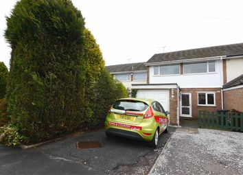 Thumbnail 3 bed terraced house to rent in Wold Court, Deeside, Flintshire