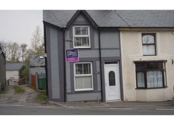 Thumbnail 2 bedroom end terrace house for sale in Caer Ffynnon Terrace, Penrhyndeudraeth
