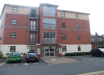 Thumbnail 2 bed flat to rent in Albert Road, Tamworth