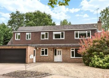 Thumbnail 5 bed detached house for sale in Darby Green Lane, Blackwater, Surrey