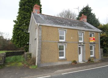 Thumbnail 4 bed detached house for sale in Llanllwni, Llanybydder