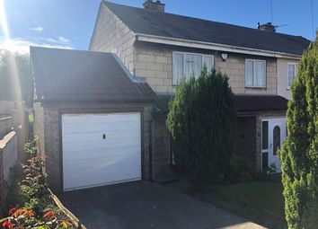 Thumbnail 3 bed semi-detached house for sale in Longfield Drive, Mapplewell, Barnsley
