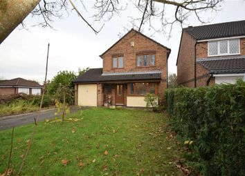Thumbnail 4 bed detached house for sale in Brackenbury Close, Lostock Hall, Preston, Lancashire