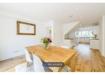 Thumbnail 4 bed terraced house to rent in Kennet Street, London
