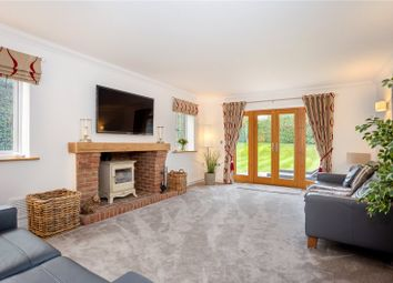 Thumbnail 4 bed detached house for sale in Benham Lane, Ashford Hill, Thatcham, Hampshire