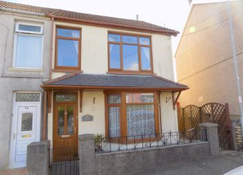 Thumbnail 3 bed property for sale in Moorland Road, Cimla, Neath