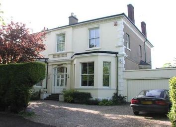 Thumbnail 1 bed flat to rent in Binswood Avenue, Leamington Spa