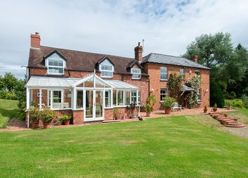 Thumbnail 4 bed farmhouse for sale in Lulsley, Knightwick, Worcester