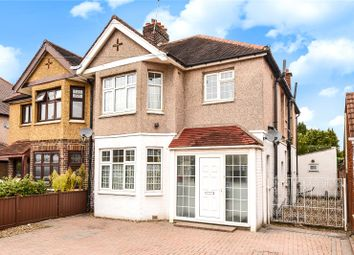 Thumbnail 3 bed semi-detached house for sale in Village Way, Pinner, Middlesex