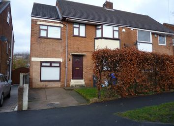 Thumbnail 4 bed semi-detached house to rent in Newfield Green Road, Sheffield