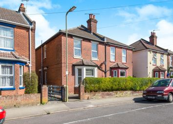Thumbnail 3 bed semi-detached house for sale in The Crescent, Eastleigh