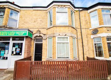 Thumbnail 1 bed flat to rent in Chanterlands Avenue, Hull