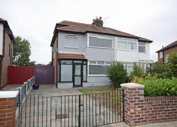 Thumbnail 3 bed semi-detached house for sale in Merlewood Avenue, Churchtown, Southport